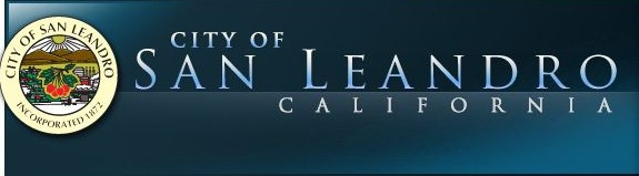 City Of San Leandro >> City Of San Leandro Calendar